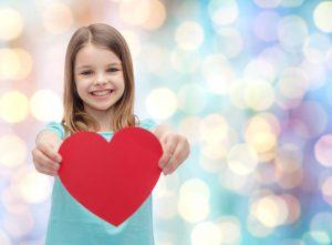 Παιδί με Καρδιά