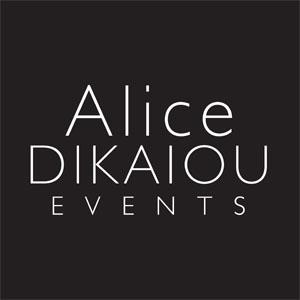 ALICE DIKAIOU EVENTS